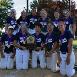 wildcats gold softball champions